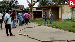 TMC Leader Shot Dead In West Bengal's Bhangar