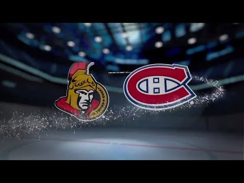 Ottawa Senators vs Montreal Canadiens. Preseason. Game recap. Game Highlights. Sept. 30, 2017