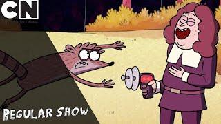 Regular Show | Space Witchcraft | Cartoon Network UK