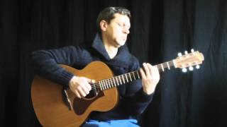 Markus Schmidt - SitarAndGuitar plays The First Noel (Arr. by Doug Young)