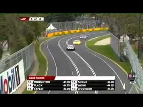 F1 Australian Grand Prix Race 3 Part 2   2010 Vodka O Australian GT Championship