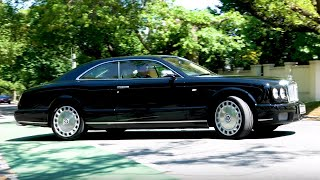 Bentley Brooklands (2009) - Lorbek 'Friday Drive'