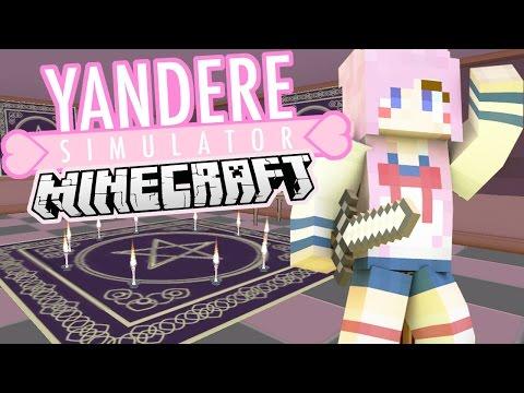 Occult Club | Yandere Simulator Minecraft Mod