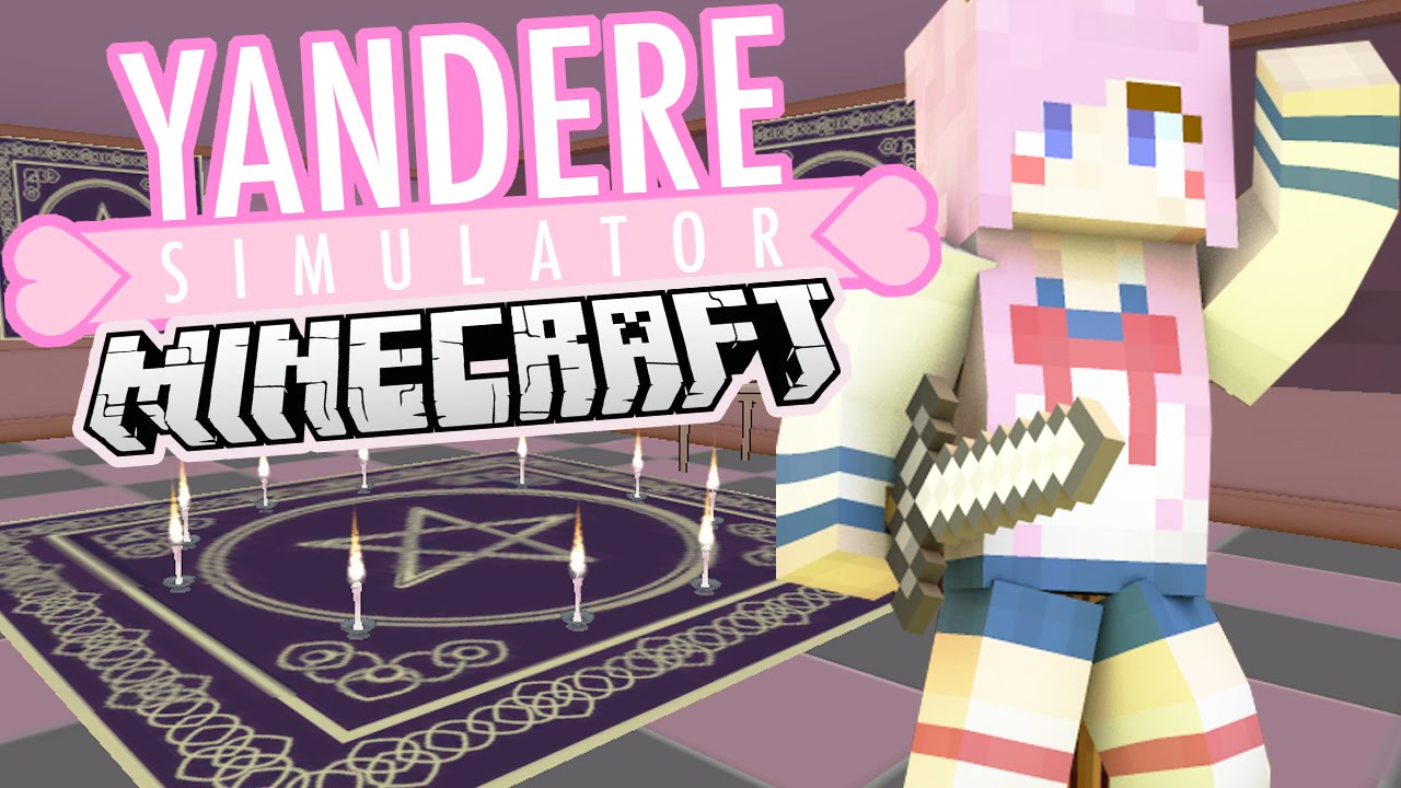 Occult Club Yandere Simulator Minecraft Mod YouTube - Skin para minecraft pe yandere