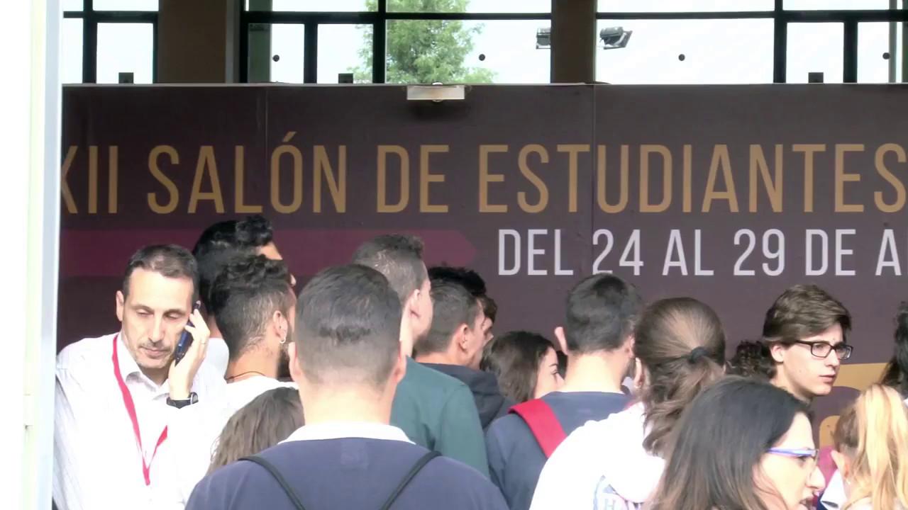 Salón De Estudiantes Y Ferisport 2017 De La Universidad De Sevilla