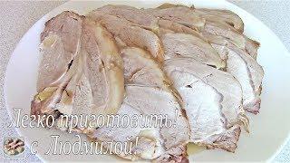 Мясо в духовке. Легко приготовить!
