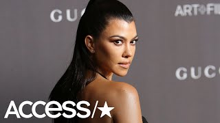 Kourtney Kardashian's Sexiest Instagram Snaps Of 2018 | Access