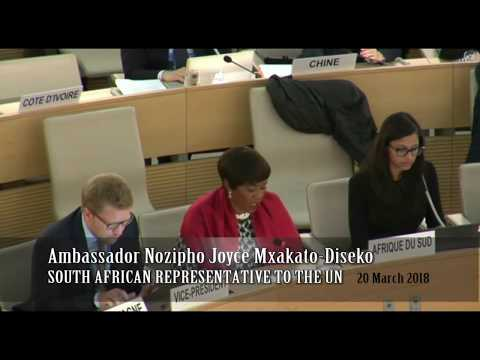 South Africa Slams Israel Over Its
