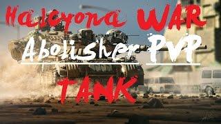Archeage Halcyona War - Abolisher PvP Tank Mode
