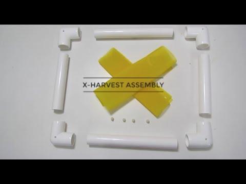 X-Harvest assembly