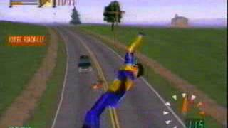 Game Commercial - Nintendo 64 - Road Rash 64