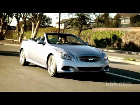 2010 Infiniti G37 Convertible Review - Kelley Blue Book