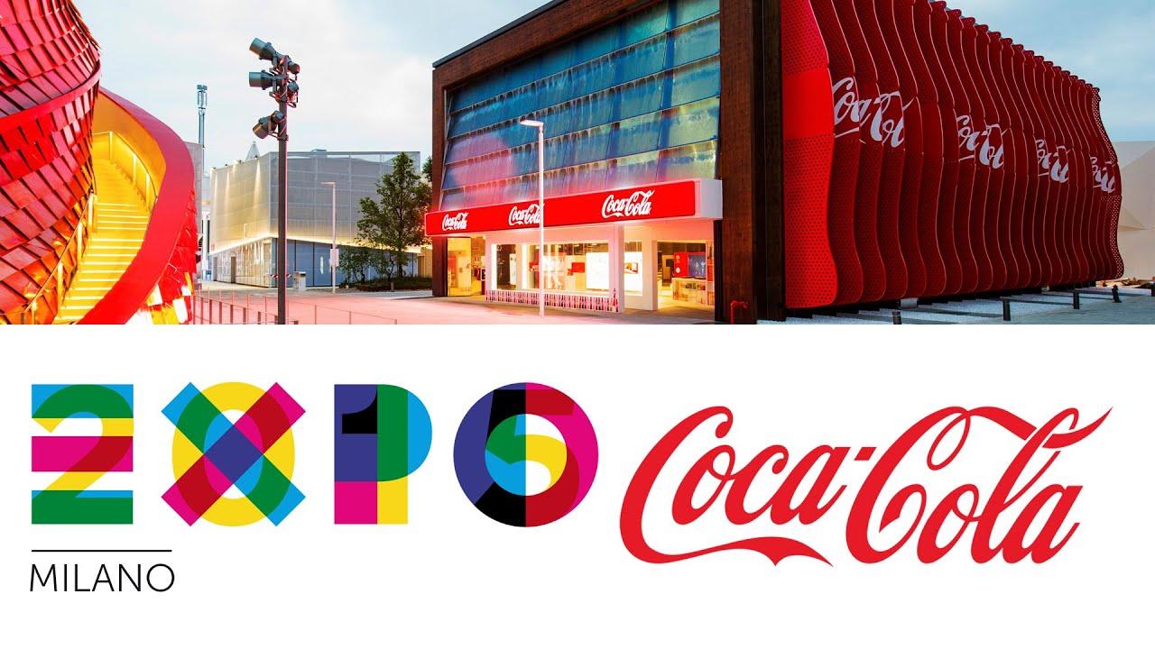 Risultati immagini per expo2015 milano coca cola