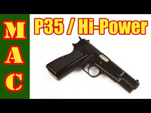 Browning Hi-Power 9mm
