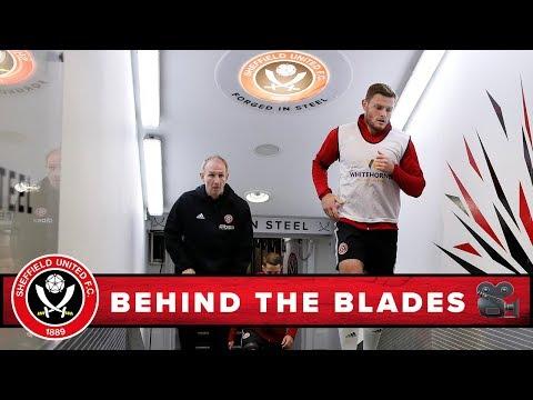 BEHIND THE BLADES | Sheffield United v Preston Tunnel Cam