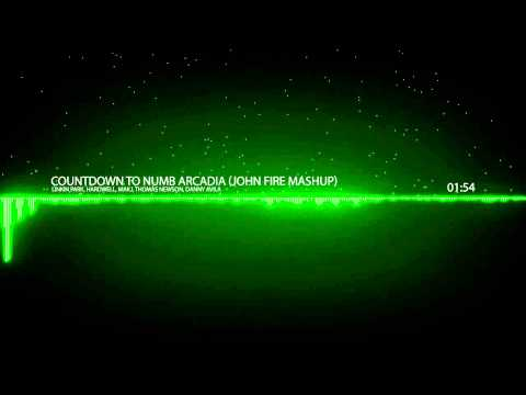 Linkin Park, Hardwell, MAKJ, Thomas Newson - Countdown to Numb Arcadia (John Fire Mashup)