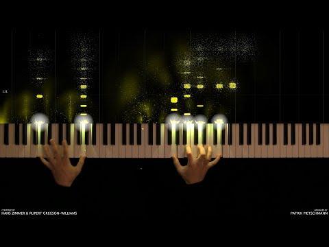 Wonder Woman - Main Theme (Piano Version)
