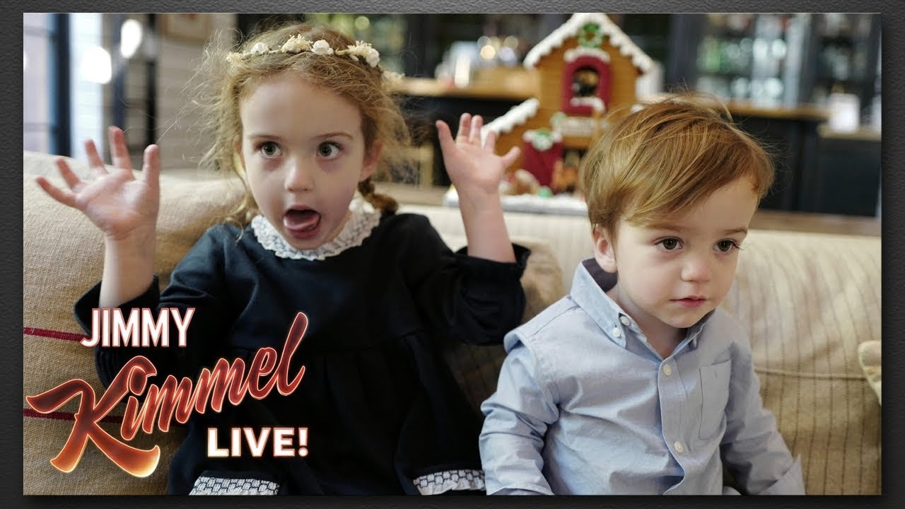 Jimmy Kimmel S Kids Wouldn T Sit Still For Christmas Photos Youtube This is a facebook page. jimmy kimmel s kids wouldn t sit still for christmas photos