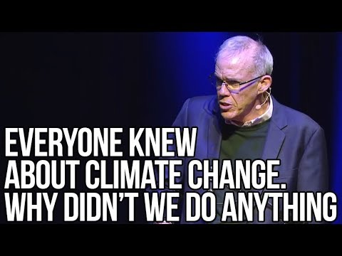 Everyone Knew about Climate Change. Why Didn't We Do Anything? | Bill McKibben