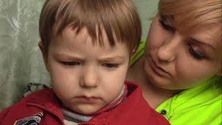 Стресс из за обстрелов повлиял на здоровье сына   История переселенцев из Горловки