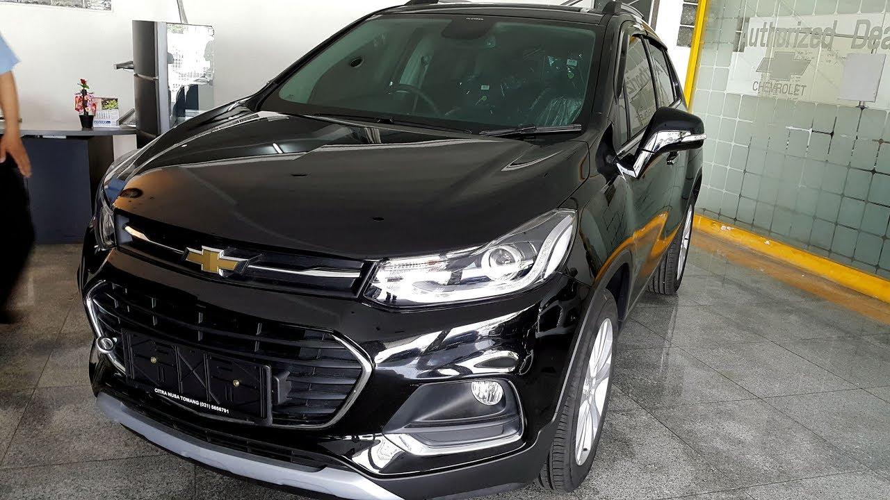 Chevrolet Trax Ltz 2017 1 4 Rp 305 Jt
