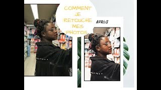 Vu dans ma story - Comment je retouche mes photos I Shanice MPB