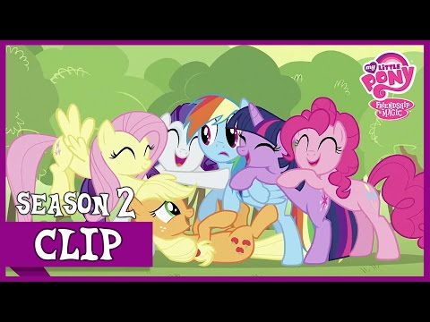 Reuniting The Elements (The Return Of Harmony) | MLP: FiM [HD]