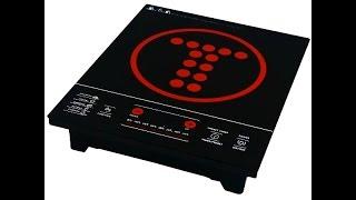 Индукционная плита Turbo TV 2350 W + какую посуду любит(, 2016-06-04T20:19:25.000Z)