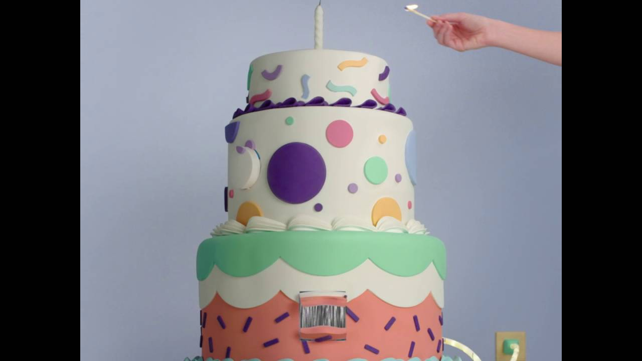 Facebook Birthday Recap Video Youtube