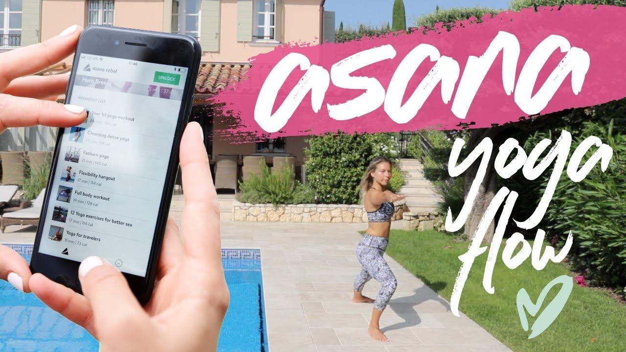 Asana rebel youtube