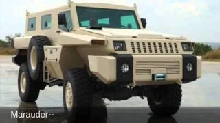 Paramount Marauder From Top Gear 2011 Armored Vehicle Humvee Killer Car TV Ad