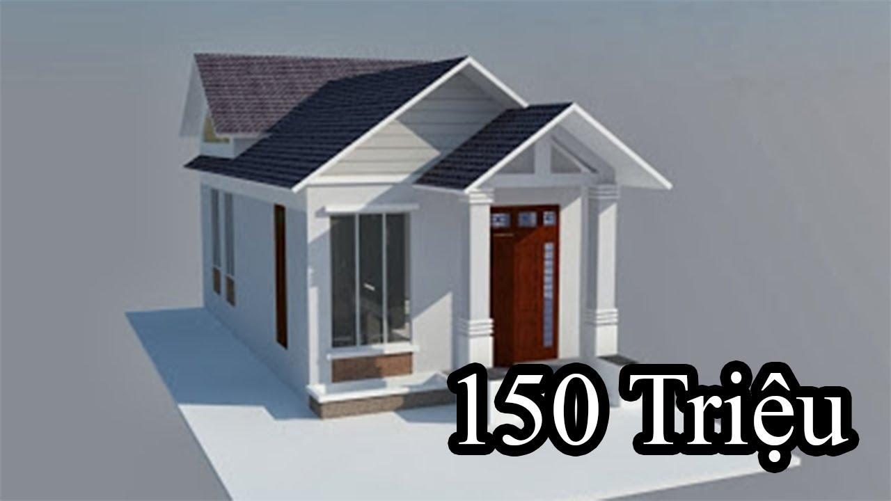 Hướng dẫn xây nhà cấp 4 giá rẻ 150$