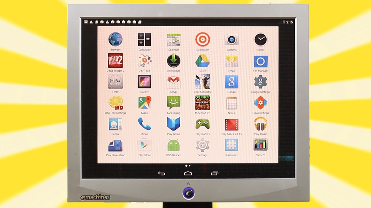 Android on old PC