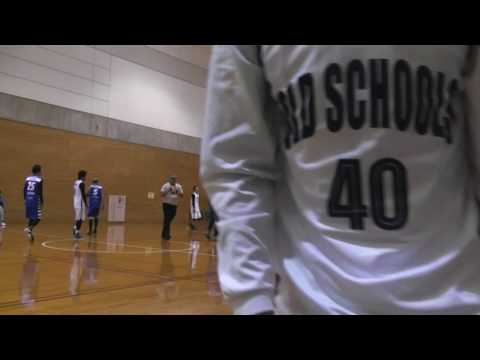 2017小山市バスケットボール協会over35決勝