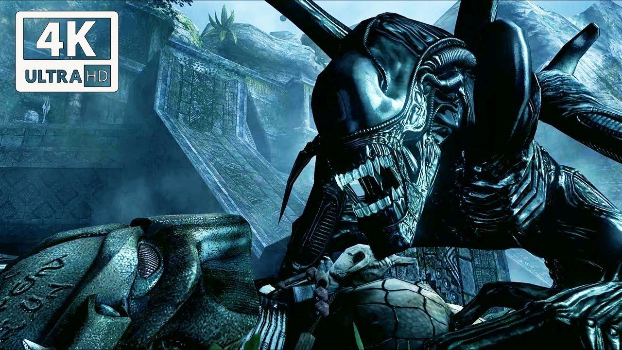 alien vs predator 2019