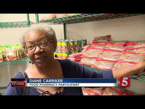 Grant To Expand Food Bank Program Designed To Help Hospital Patients
