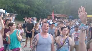 Brutto - Воины Света @Sziget festival, Budapest, 10.08.2017
