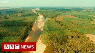 River Stories Cauvery River - Bbc News
