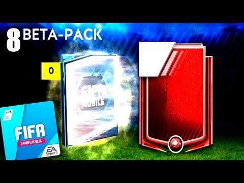 85+ SPIELER im PACK! 😱🔥 FIFA 19 MOBILE Beta #8