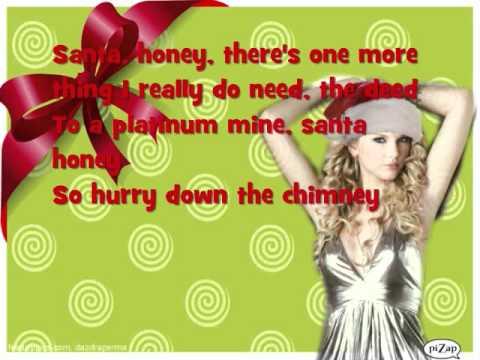 Santa Baby Lyrics (Taylor Swift)
