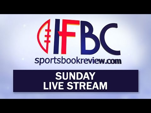 IFBC Sunday Live Stream | Football Betting Panels from The Golden Nugget in Las Vegas