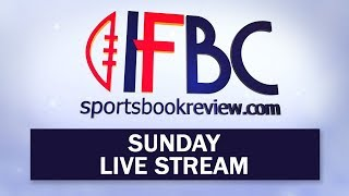 IFBC Sunday Live Stream | Football Betting Panels from The Golden Nugget in Las Vegas thumbnail