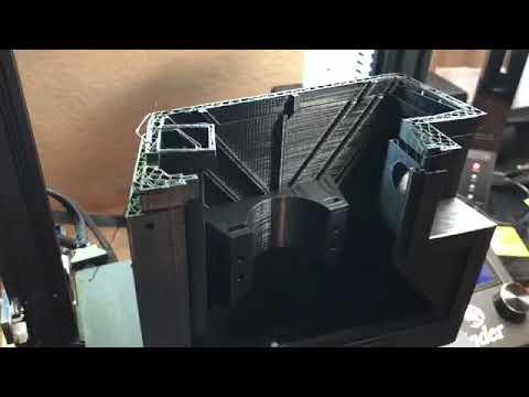 Ender 3 layer shift problem solved - Самые лучшие видео
