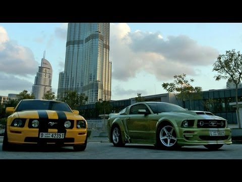 Passion over drive: Mustang owners talk about the car culture in the UAE