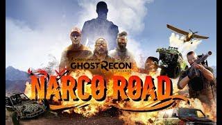 Ghost Recon: Wildlands. DLC Narco Road. ч. 9. Нова іграшка. Самий крутий перець