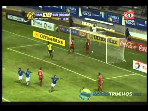 Panama Vs El Salvador 1 3 Resumen De Goles Clasificacion Mundial Turquia Sub 20 2013