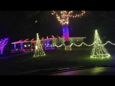 Sandstorm Christmas Lights - Sandstorm Christmas Lights - YouTube