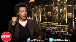 Director Shawn Levy Talks REAL STEEL With AMC
