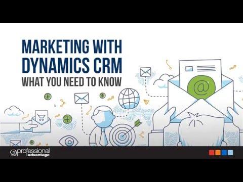 Marketing with Dynamics CRM