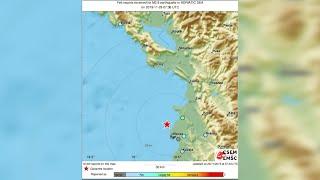 Seis muertos en el peor terremoto registrado en Albania